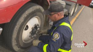 LRPS crackdown on commercial vehicles