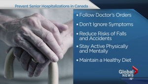 Five key ways to keep seniors out of the hospital