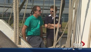 Tall ship allows people with disabilities to sail