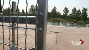 Outdoor water park ordered closed by Alberta Health Services