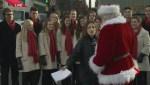 Global News interviews Santa