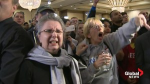 Toronto Election: Ford Nation supporters utterly crushed following loss