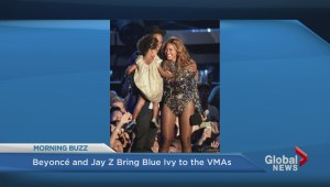Beyonce's daughter Blue makes VMA appearance
