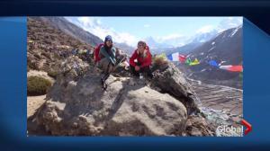 Lethbridge woman returns from trip to earthquake stricken Nepal