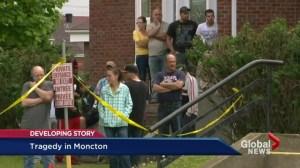 Tragedy in Moncton: Sorrow felt across Canada