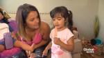 Cole Harbour mother speaks out after toddler struck in crosswalk