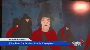 B.C. gov't gives $3 million to schizophrenia care