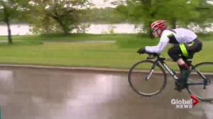 Saskatchewan athlete chasing spot on junior national cycling team