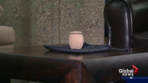 Police try to reunite urn with its owner