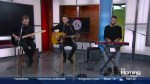 Canadian indie rockers Bear Mountain perform on The Morning Show