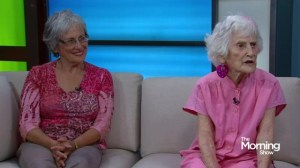 Interview: 101-years-old Kitty Cohen and daughter Bernie Cohen