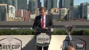 Toronto Mayor John Tory talks about his personal and professional connection to the CFL