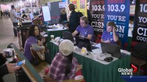 Final push for Corus Radiothon at Stollery