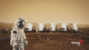 BC grandmother shortlisted for 'Mars One' mission