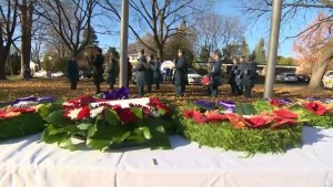 Beaconsfield remembers Canadian veterans