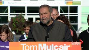 Refugee crisis on the federal election campaign trail
