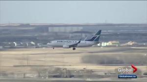 Measles warning issued for travellers on certain WestJet flights