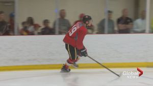 Calgary Flames prospects open training camp, prepare for Young Stars Classic