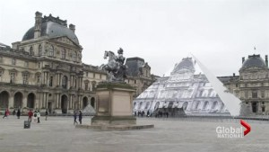 Rush to save artwork at the Louvre as floodwaters rise in Europe