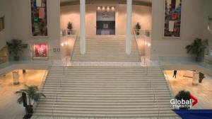Edmonton City Hall to see increased security measures