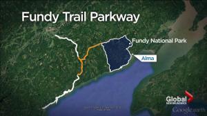 New Brunswick and Ottawa to spend $45 million to improve Fundy Trail