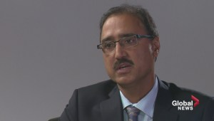 Minister of Infrastructure and Communities Amarjeet Sohi talks about being appointed to cabinet