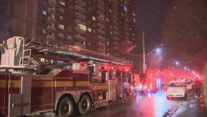One dead, three injured in Parkdale apartment fire