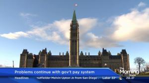 Problems continue with gov't Phoenix pay system