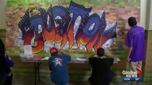 Art program helping students re-entering high school classes at Sask Polytech