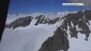 Argentinian climber stranded on Canada's highest peak