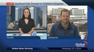 Pierre Elliott Trudeau Elementary school students raise funds for Montreal Children's Hospital