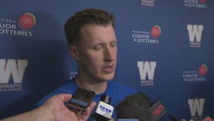 Blue Bombers Drew Willy Raw Interview – June 24