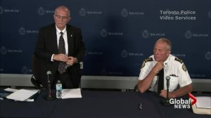 84 recommendations in lethal force report to Toronto Police
