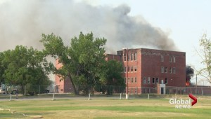 Police say Red Crow Community College fire was arson
