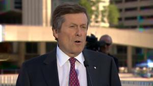 'Not this time' says Tory as Toronto passes on Olympic bid
