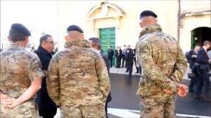 Raw video: Heightened security at the Commonwealth Heads of Government Meeting