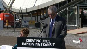 Adam Vaughan says Ottawa has a 'historic problem' of not fulfilling municipal transit promises