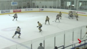 Day two action from the OHL Cup