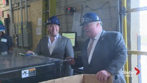 Rob Ford on hard drive recycling device: 'I could use that'