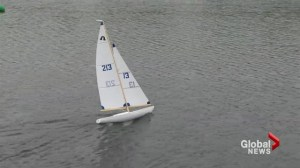 Model sailing club can't hold national championship