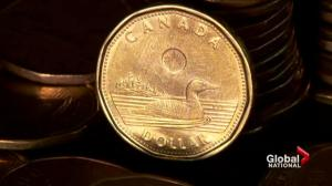 Canadian dollar climbs over 80 cents U.S.