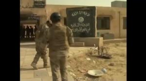 Raw video: Iraqi army battles ISIS militants