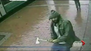 New York City investigates hatchet attack on police