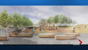 Plans unveiled for Fort Needham Park