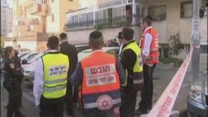 Jerusalem stabbing