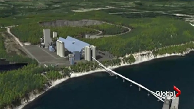 Montreal Cement Plants : Liberals under fire for million dollar investment in port