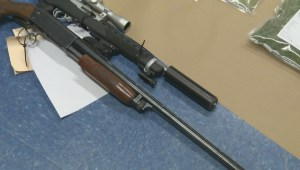Drugs and weapons bust in Lethbridge