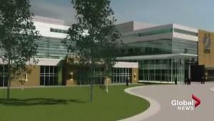 Vaudreuil-Soulanges hospital land