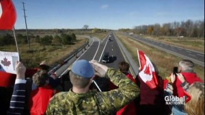 Ottawa shooting: Cpl. Nathan Cirillo's last tour