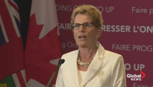 Wynne committed to deficit goals despite new spending